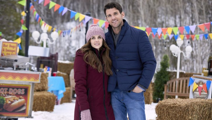 "Preview: ""Winter Love Story"" A Hallmark Channel ""Winterfest"" Original Movie (2019)"